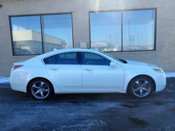 Acura TL 2009 $12780.00 incacar.com