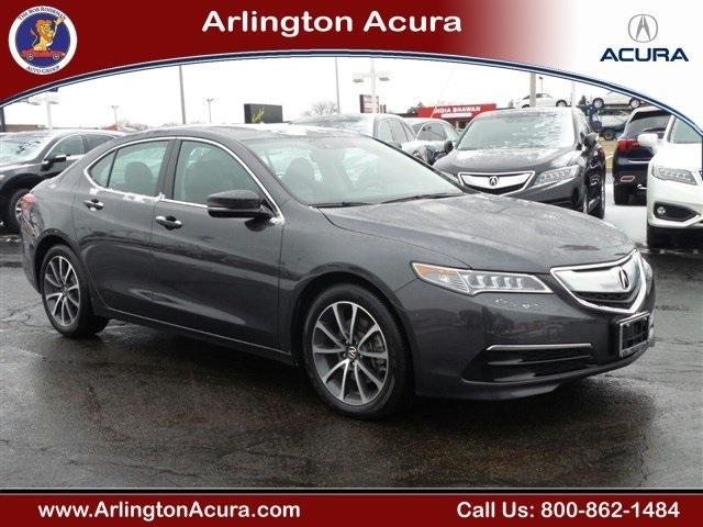 Acura TLX 2015 $32995.00 incacar.com