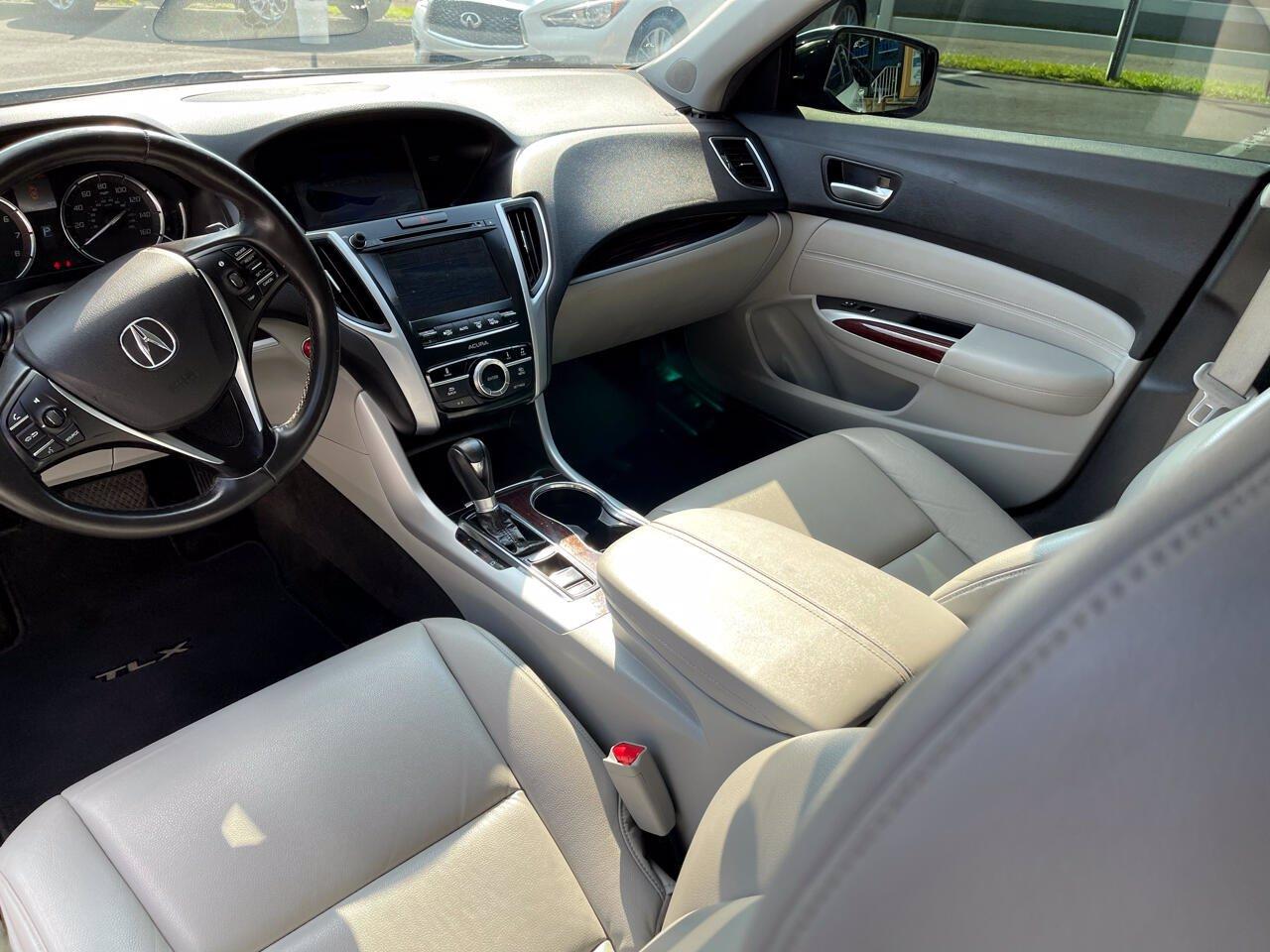 2015 Acura TLX
