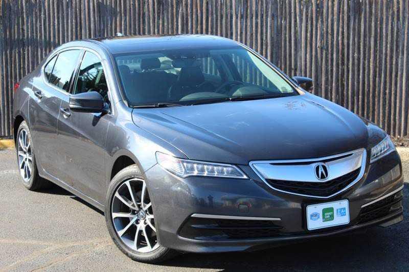 Acura TLX 2016 $18895.00 incacar.com