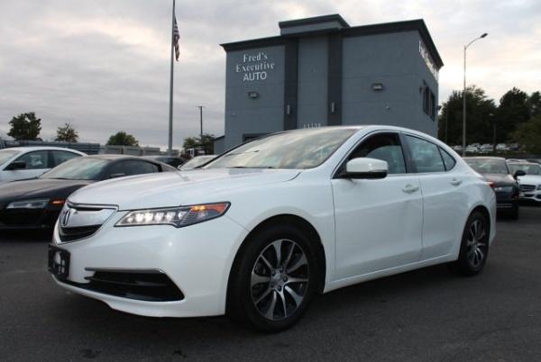 Acura TLX 2017 $14996.00 incacar.com