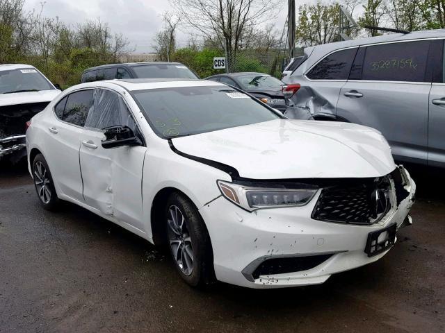 Acura TLX 2018 $5900.00 incacar.com