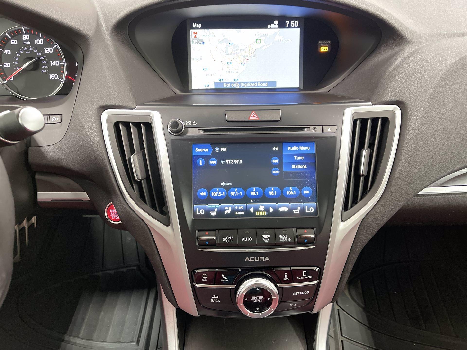 2019 Acura TLX V6