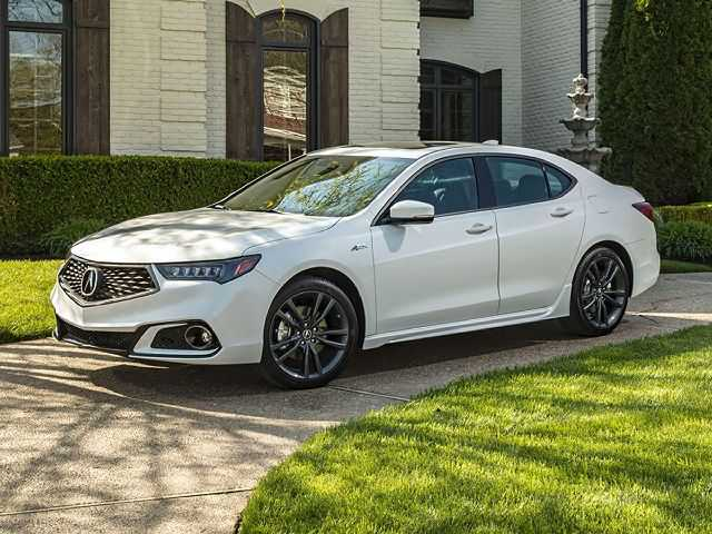 Acura TLX 2019 $35663.00 incacar.com