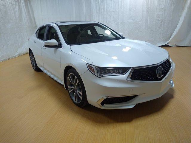 2020 Acura TLX V6 SH-AWD