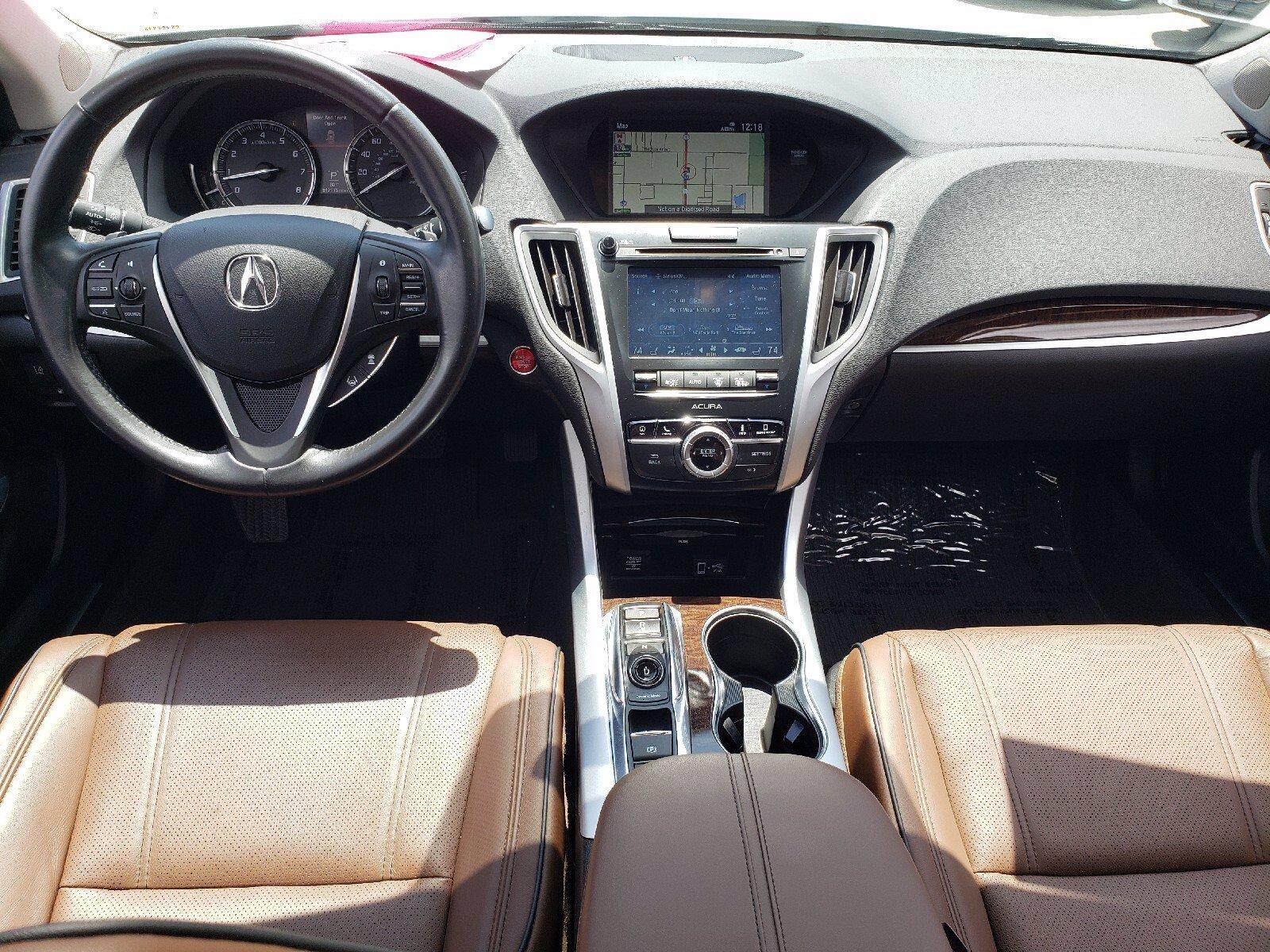 2020 Acura TLX V6