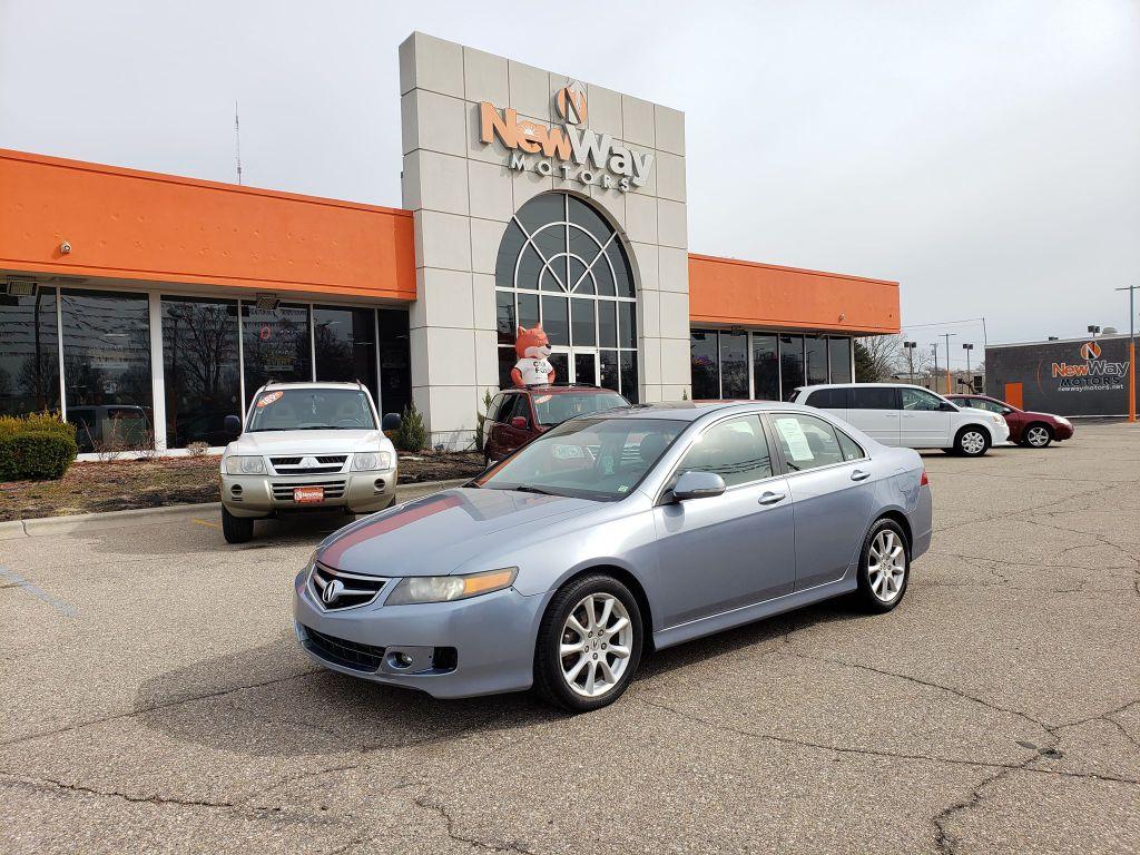 Acura TSX 2006 $3700.00 incacar.com