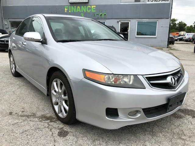 used Acura TSX 2006 vin: JH4CL96806C040090