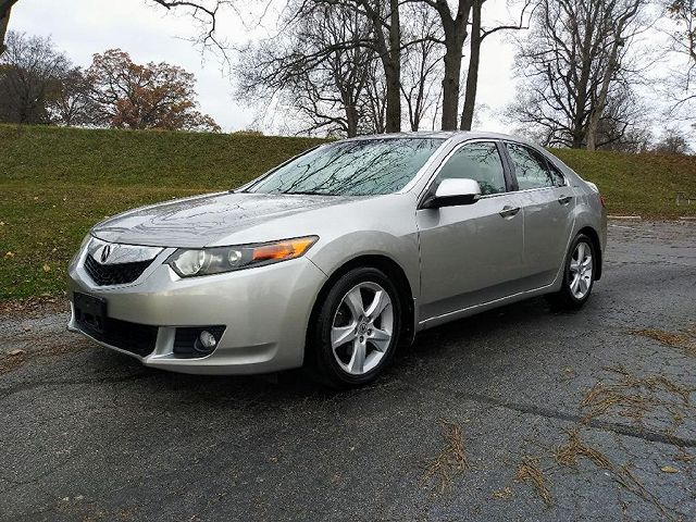 used Acura TSX 2009 vin: JH4CU26639C015885