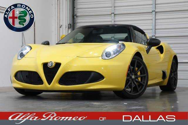 Alfa Romeo 4C 2016 $81345.00 incacar.com