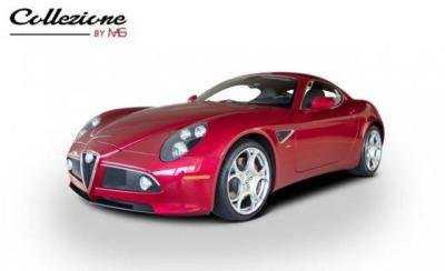 Alfa Romeo 8C 2008 $309950.00 incacar.com