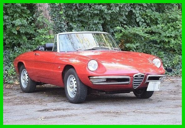Alfa Romeo Duetto 1966 $79900.00 incacar.com