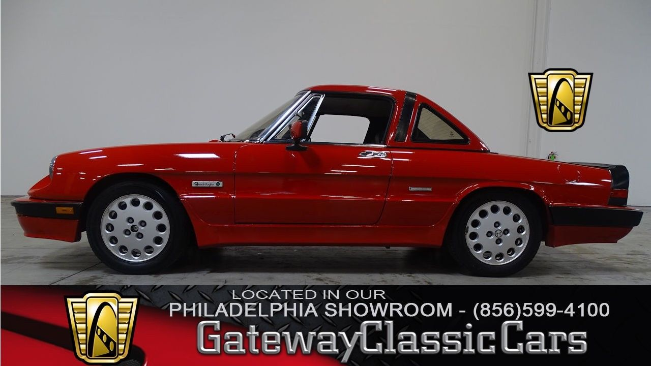 Alfa Romeo Spider 1989 $10995.00 incacar.com