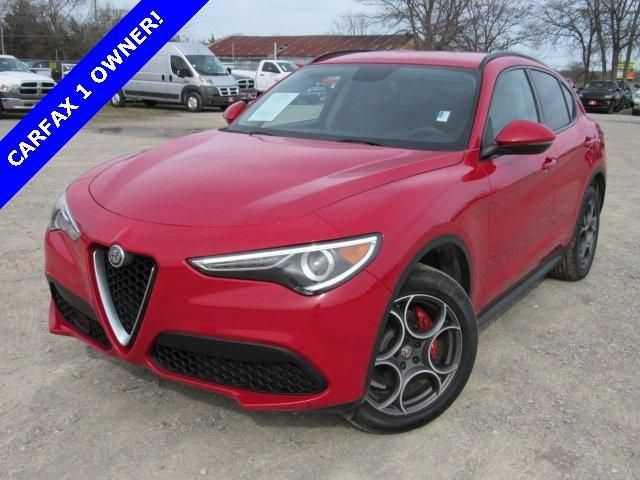 Alfa Romeo Stelvio 2018 $31991.00 incacar.com