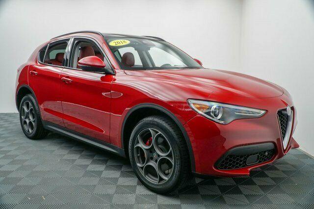 Alfa Romeo Stelvio 2018 $33600.00 incacar.com