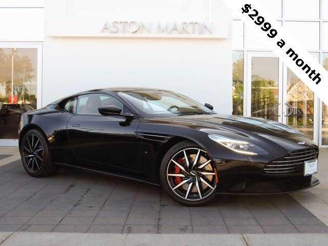 Aston Martin DB11 2017 $179800.00 incacar.com