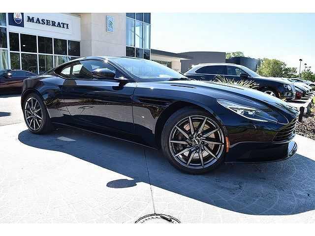 Aston Martin DB11 2017 $169995.00 incacar.com