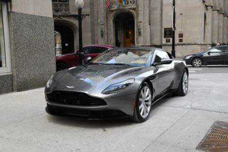Aston Martin DB11 2017 $169880.00 incacar.com
