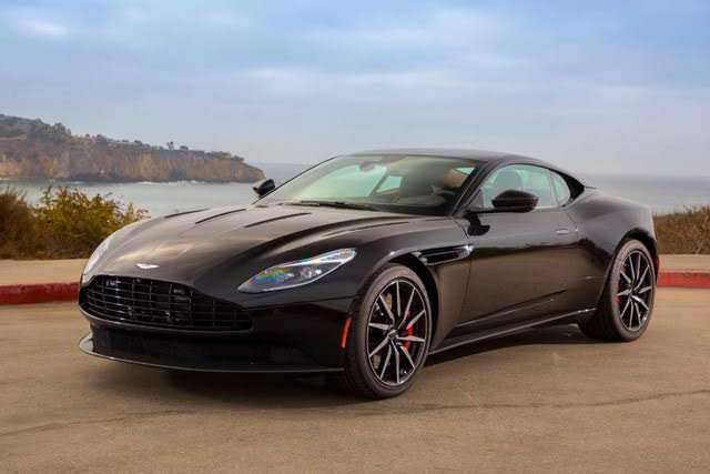 Aston Martin DB11 2018 $276509.00 incacar.com