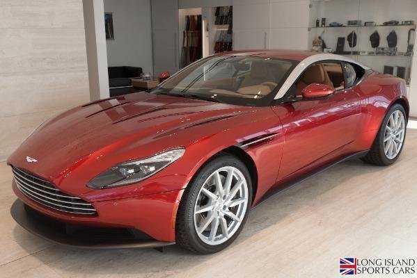 Aston Martin DB11 2018 $175888.00 incacar.com