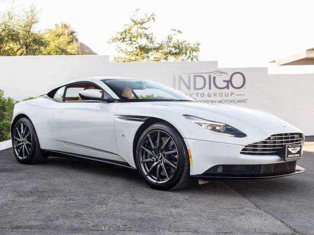 Aston Martin DB11 2018 $259567.00 incacar.com
