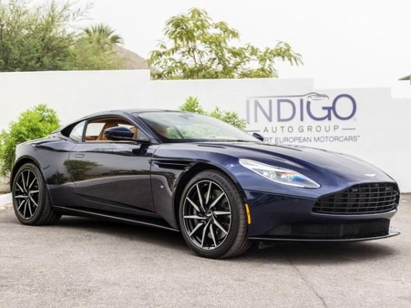 Aston Martin DB11 2018 $209990.00 incacar.com