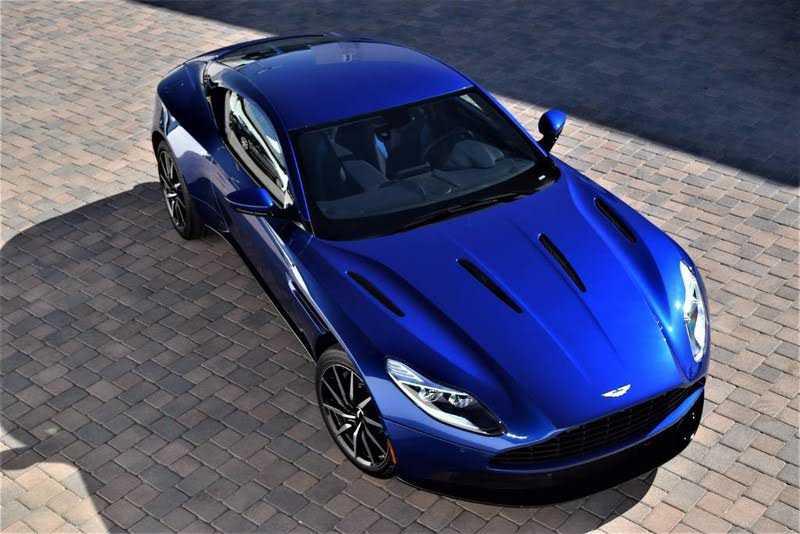 Aston Martin DB11 2018 $213998.00 incacar.com