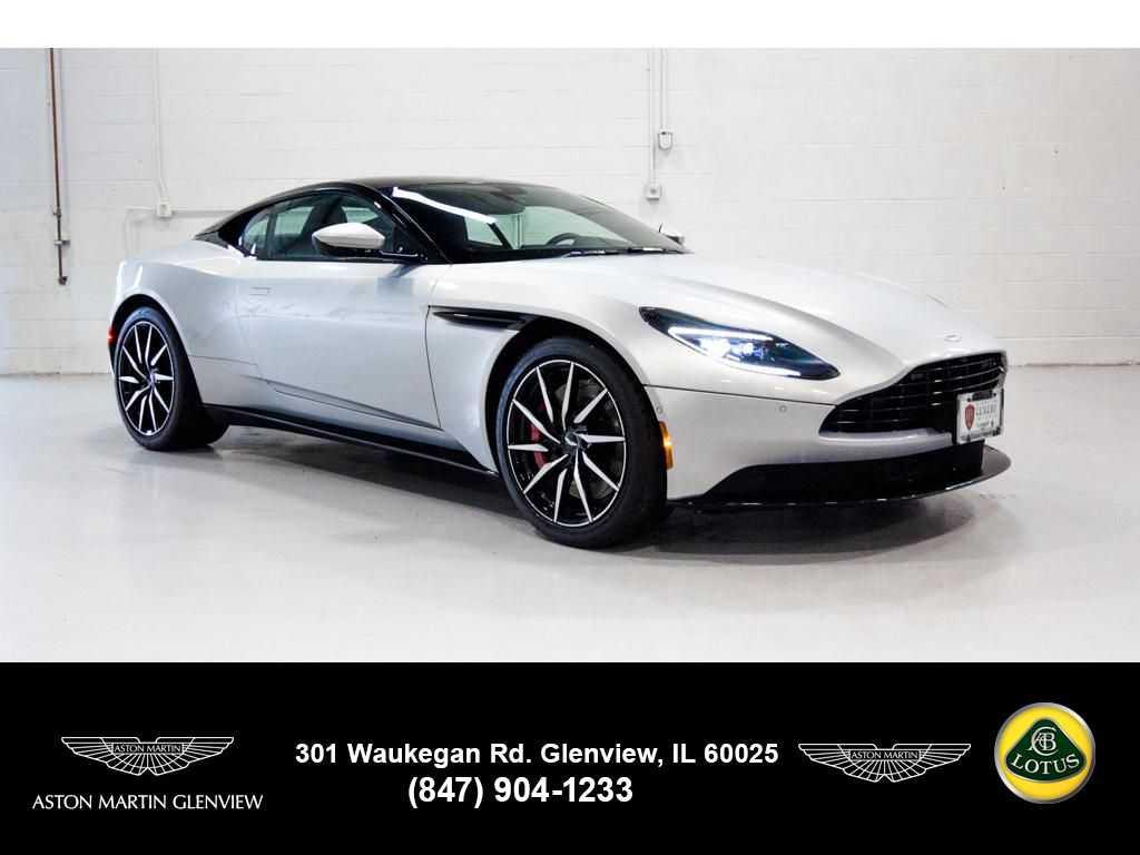 Aston Martin DB11 2018 $195422.00 incacar.com