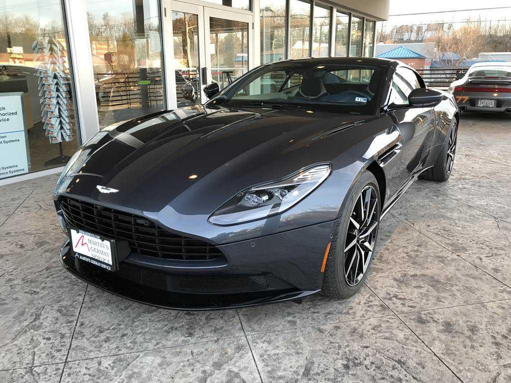 Aston Martin DB11 2018 $219890.00 incacar.com