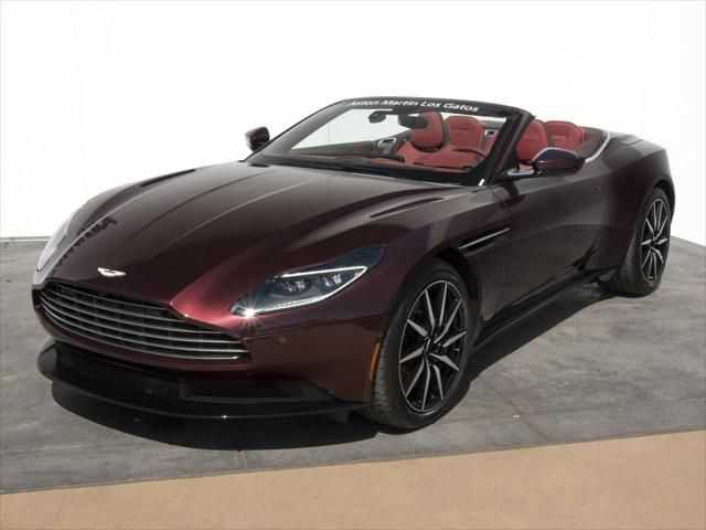 used Aston Martin DB11 2019 vin: SCFRMFCW1KGM05309