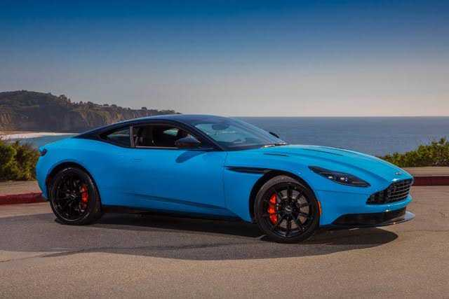 Aston Martin DB11 2019 $276261.00 incacar.com