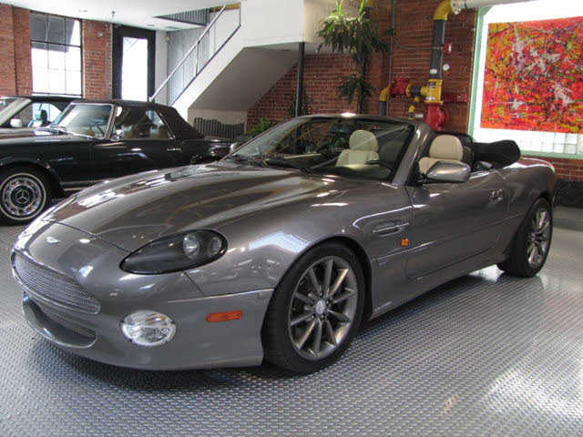 Aston Martin DB7 2000 $32900.00 incacar.com