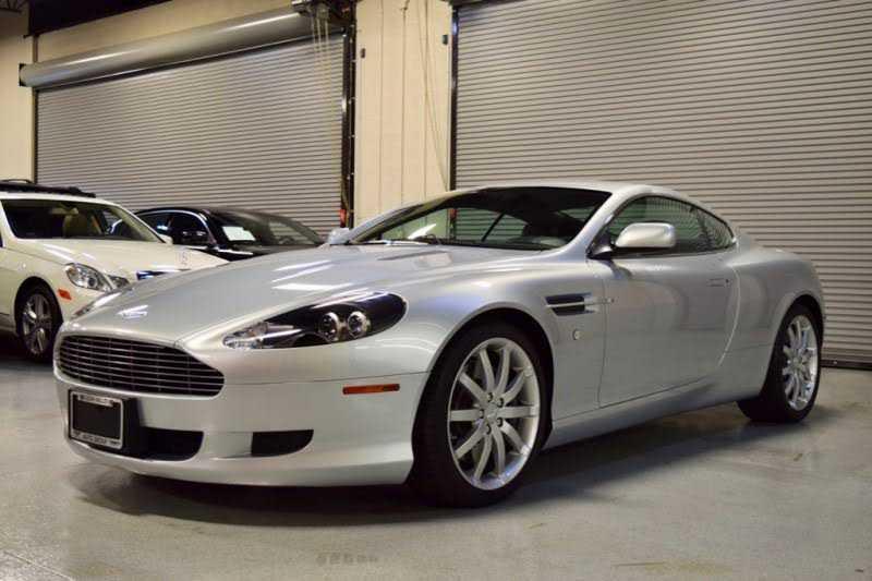 Aston Martin DB9 2005 $54995.00 incacar.com
