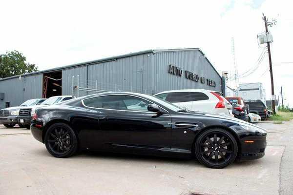 Aston Martin DB9 2005 $46500.00 incacar.com