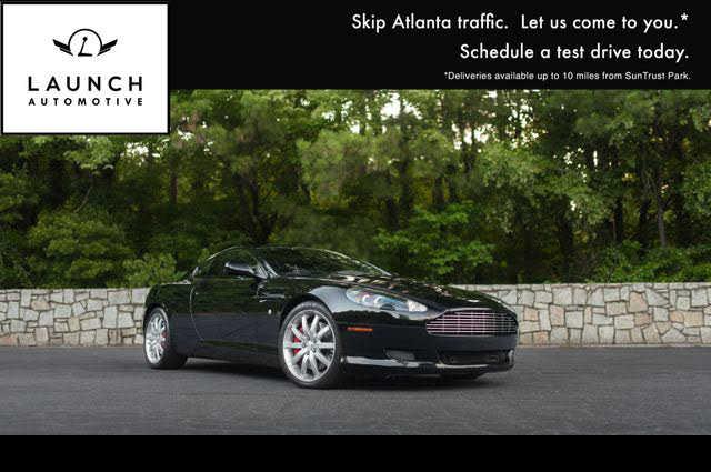 Aston Martin DB9 2006 $47500.00 incacar.com