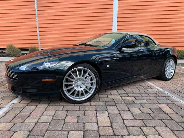 Aston Martin DB9 2006 $46950.00 incacar.com