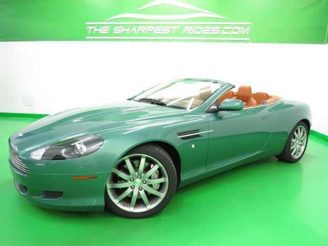 Aston Martin DB9 2007 $74337.00 incacar.com