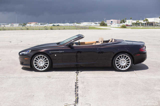 Aston Martin DB9 2007 $64900.00 incacar.com