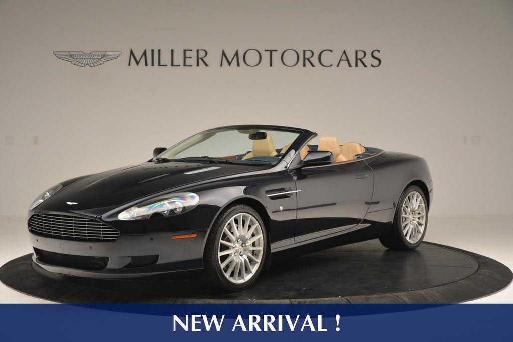 Aston Martin DB9 2007 $67900.00 incacar.com