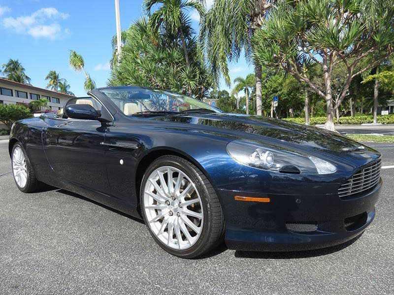 Aston Martin DB9 2007 $59900.00 incacar.com