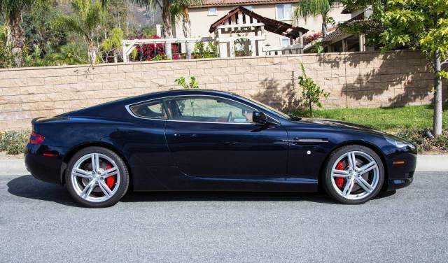 Aston Martin DB9 2008 $62999.00 incacar.com