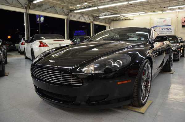 Aston Martin DB9 2008 $45995.00 incacar.com