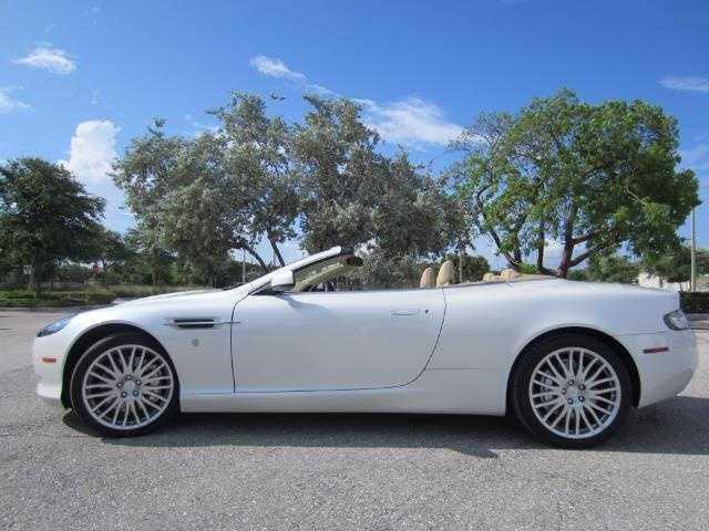 Aston Martin DB9 2009 $64900.00 incacar.com