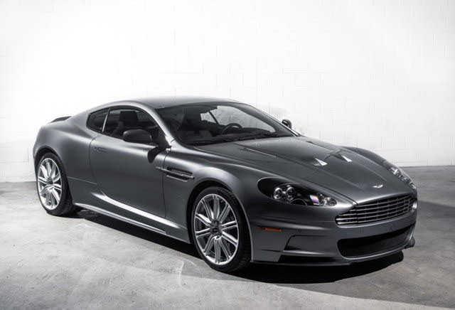 Aston Martin DBS 2009 $123995.00 incacar.com
