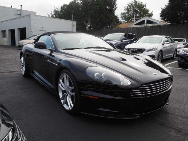 used Aston Martin DBS 2010 vin: SCFFDCCD4AGE11798