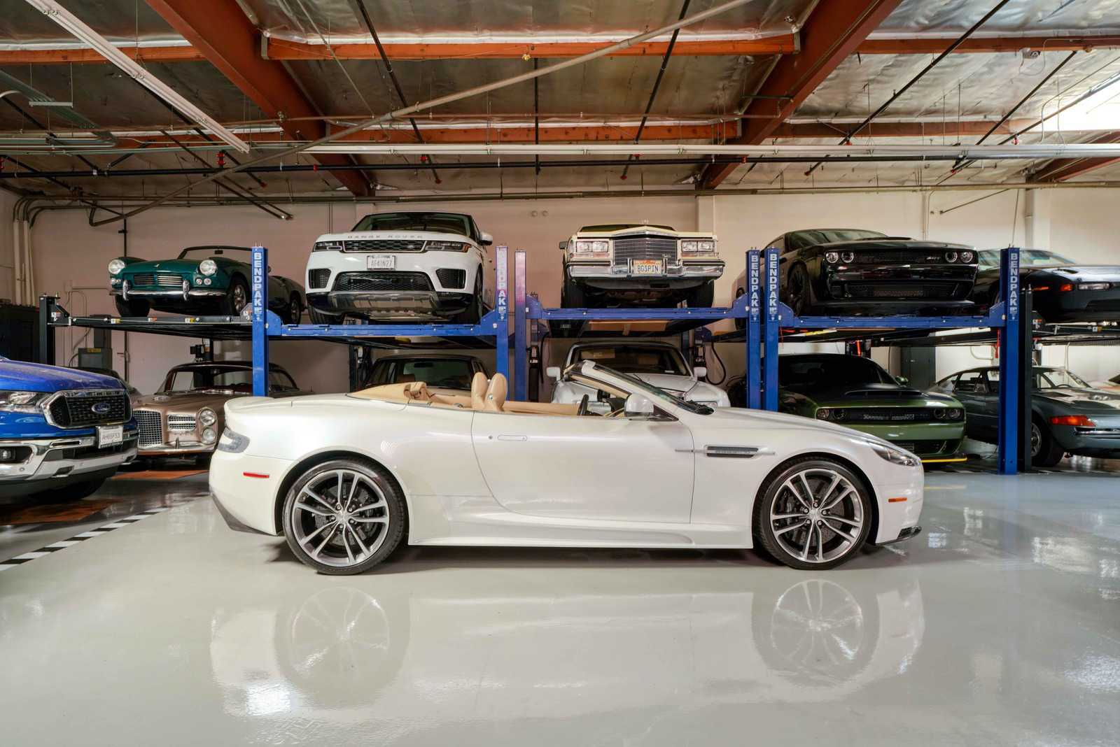 Aston Martin DBS 2010 $95500.00 incacar.com
