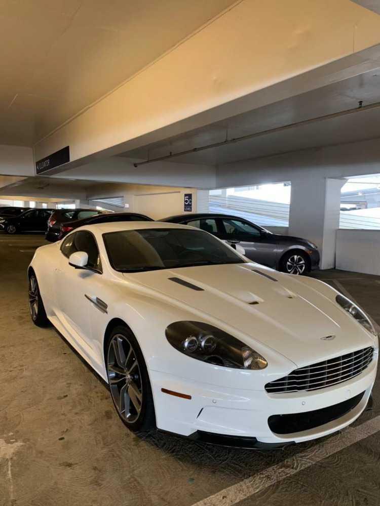 Aston Martin DBS 2010 $96900.00 incacar.com