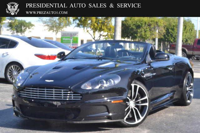 Aston Martin DBS 2011 $110000.00 incacar.com