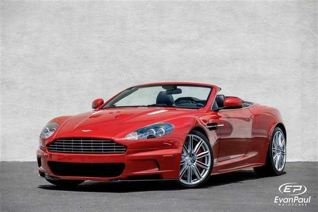 Aston Martin DBS 2012 $109750.00 incacar.com