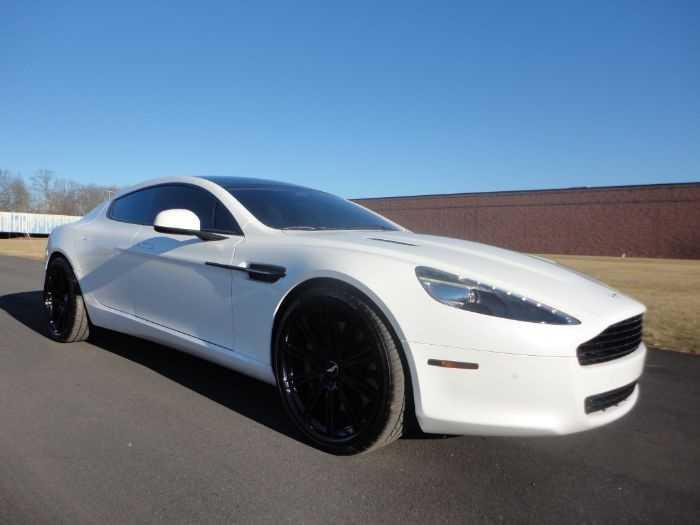 Aston Martin Rapide 2011 $79977.00 incacar.com